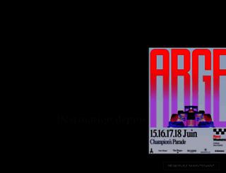 aubergesaint-gabriel.com screenshot