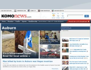 auburn.komonews.com screenshot