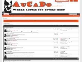 aucado.us screenshot