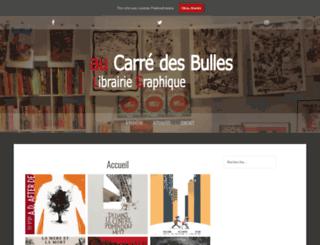 aucarredesbulles.fr screenshot