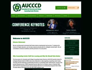 aucccd.org screenshot