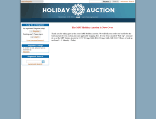 auction.mpt.org screenshot
