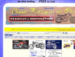 auction.netbikes.com.au screenshot
