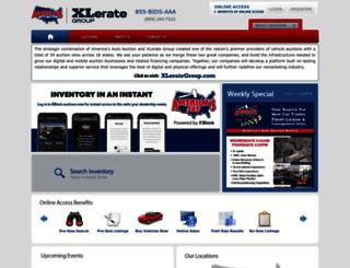 auctionbroadcasting.com screenshot