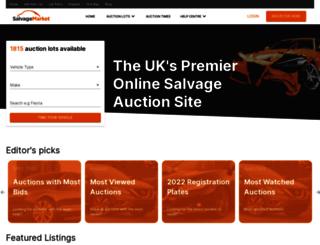 auctions.asm-autos.co.uk screenshot