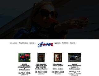 auctionsolutionsinc.com screenshot