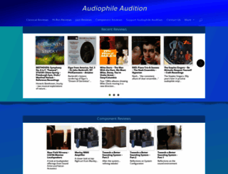 audaud.com screenshot