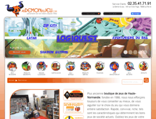 audemondujeu.com screenshot