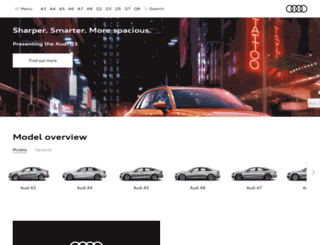 audi.com.my screenshot