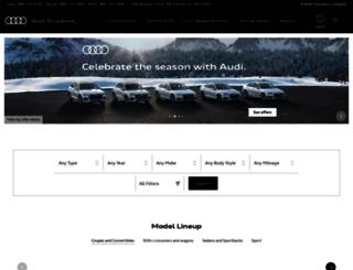 audibrookline.com screenshot
