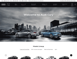 audicary.com screenshot