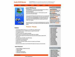 audio-dvd.net screenshot