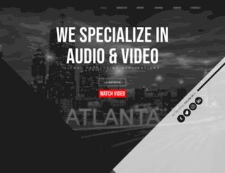 audioalgorithms.com screenshot