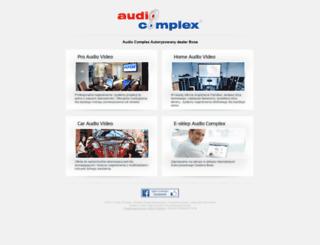 audiocomplex.com.pl screenshot