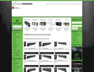 audioenhancers.com screenshot