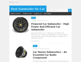 audiolip.com screenshot