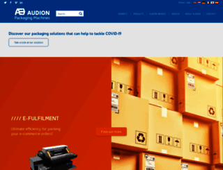 audion.com screenshot