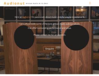 audionut.net screenshot