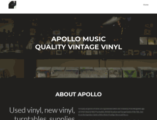 audiophilerecords.ca screenshot