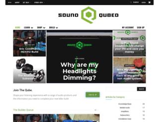 audioque.com screenshot