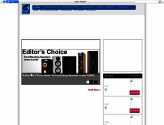 audioreview.com screenshot