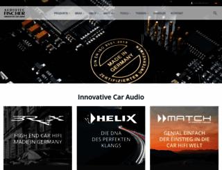 audiotec-fischer.de screenshot
