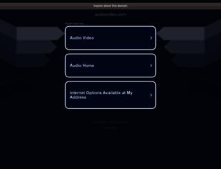 audiovideo.com screenshot