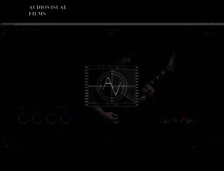 audiovisualtools.com screenshot
