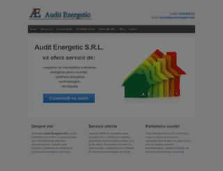 audit-energetic.com screenshot