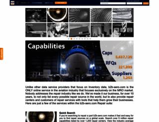 audit-manager.oneaero-mro.com screenshot
