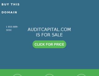 auditcapital.com screenshot
