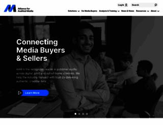 auditedmedia.com screenshot
