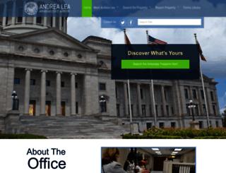 auditor.ar.gov screenshot