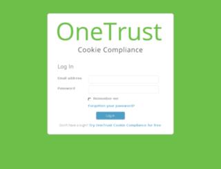 auditor.optanon.com screenshot