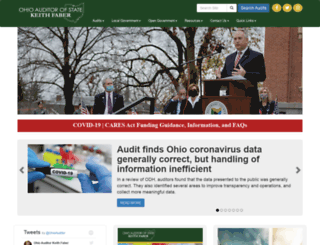 auditor.state.oh.us screenshot