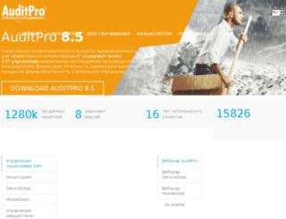 auditpro.biz screenshot