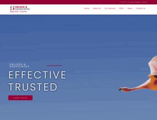 auditworks.co.za screenshot
