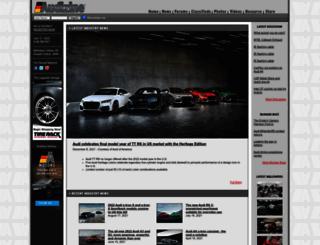 audizine.com screenshot
