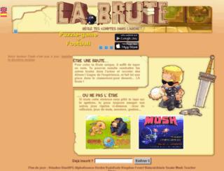 audrey2407.labrute.fr screenshot