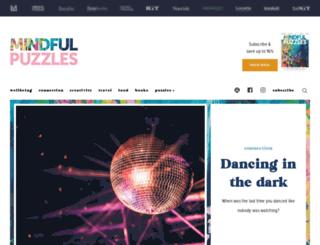 audreymagazine.com.au screenshot