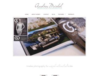 audreymichelphotography.com screenshot