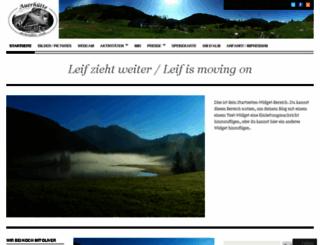 auerhuette.wordpress.com screenshot