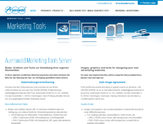 auerswald-marketing.de screenshot