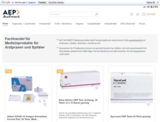 aufwert.ch screenshot