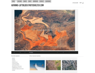 aufwind-luftbilder.photoshelter.com screenshot