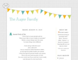 augerfamilyblog.blogspot.com screenshot