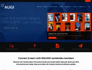 augi.com screenshot