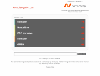 augsburg.konsolen-gmbh.com screenshot