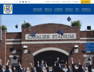 augustaprep.org screenshot