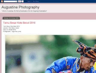 augustinejumat.com screenshot